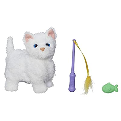 FurReal Friends Butterscotch and Friends Walking Pets Snow Lily Pet from FurReal Friends