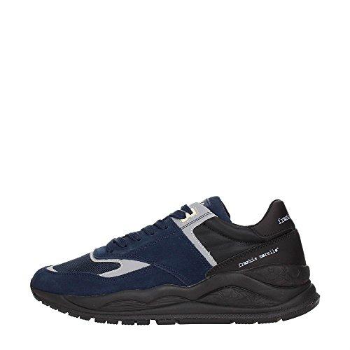 Frankie Morello BurningM-15NA Sneakers Uomo Crosta NAVY NAVY 40