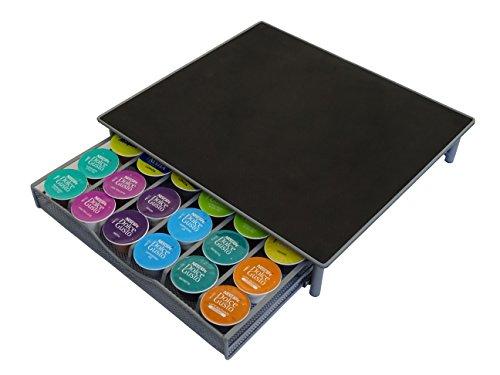 200 capsule caff gattopardo dakar compatibili nespresso - Cassetto porta capsule a modo mio ...