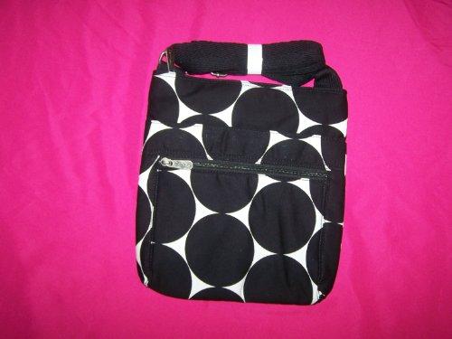 Thirty One Organizing Shoulder Bag Big Dot front-652572