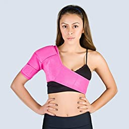 My Pro Supports Shoulder Support Brace Wrap Protector Flexible Neoprene Unisex