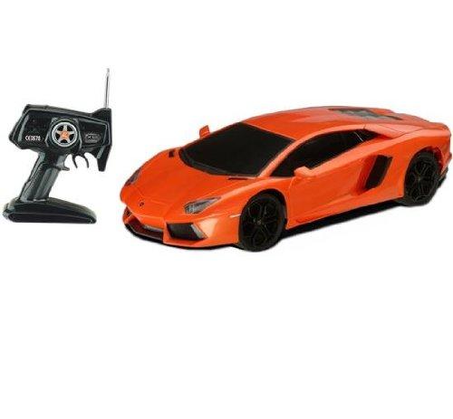 1/12 Scale Radio Remote Control Lamborghini Aventador LP 700-4 Sport Racing Car R/C Ready to Run (All Batteries including)