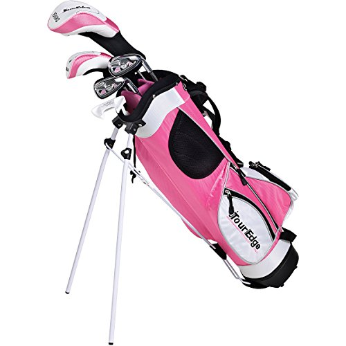 Tour Edge Ht Max-J Junior Golf Sets Wd/3 Irns/Putter/Bag Right (Wd Edge compare prices)
