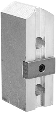 Abbott Workholding Aluminum 6061-T6 Style A American Standard Tongue and Groove Chuck Jaw