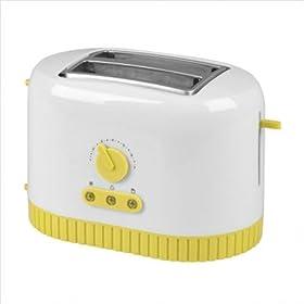 Kalorik TO 32851 Y Yellow 2 Slice Toaster