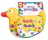 Cuckoo Alex Rub A Dub Quick N Quack Soft Floating Book Bath Toy
