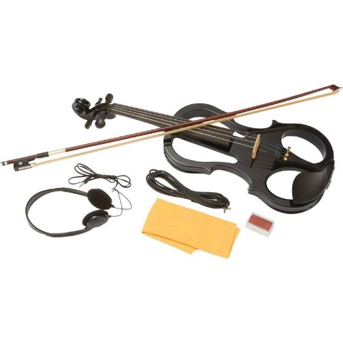 Standout Violins Exclusive Musical Instruments Electronic Violin With Case Incomparable