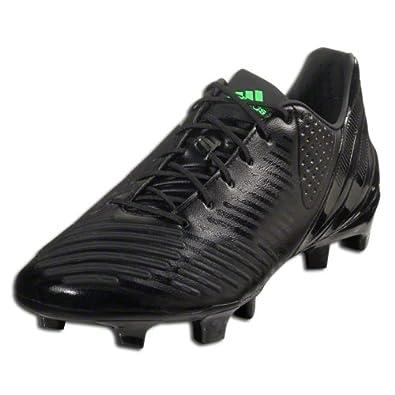 adidas Predator LZ TRX FG - (Black Black Zest Green) by adidas