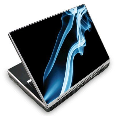 Design Skins f&#252;r TOSHIBA Satellite L670D-11T - Smoke Design Folie