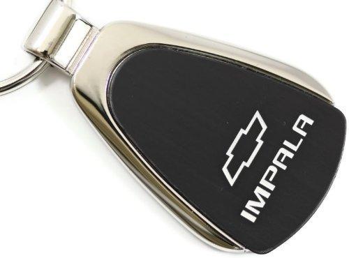 chevrolet-chevy-impala-schwarz-tropfenform-schlusselanhanger-authentic-logo-schlusselanhanger-schlus