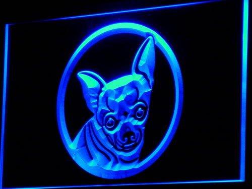 cartel-luminoso-adv-pro-i661-b-chihuahua-dog-breed-pet-shop-new-neon-light-sign