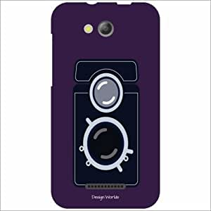 Design Worlds - Micromax A065 Designer Back Cover Case - Multicolor Phone C...