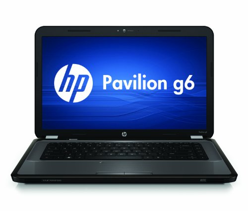 HP Pavilion g6-1359ea 15.6 inch Laptop PC (Intel Core i3-2330M Processor, RAM 4GB, HDD 500GB, Windows 7 Home Premium)