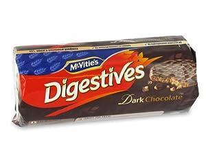 McVities Plain Chocolate Digestives 10.5 oz - 300g