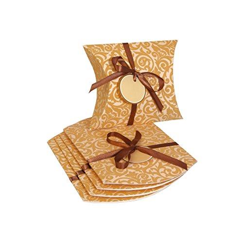 sigel-pb004-kleine-pillowboxen-175-x-14-x-55-cm-5-stuck-mit-beflockung-inkl-geschenkband-und-anhange