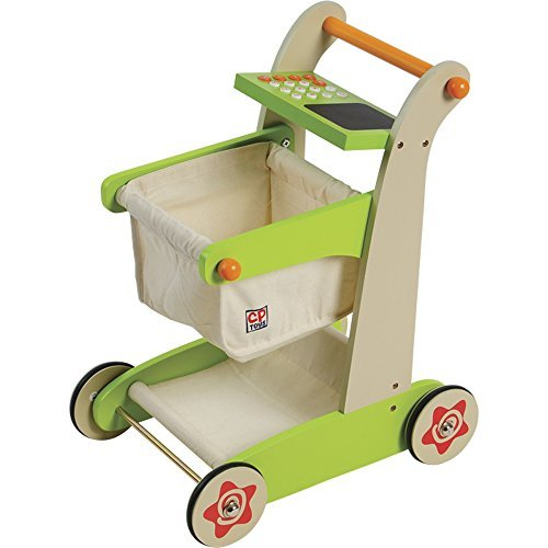 CP-Toys-Kid-sized-Wooden-Shopping-Cart-For-Pretend-Play