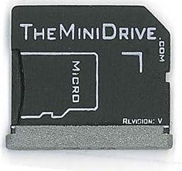 The MiniDrive | microSD Adaptor | For MacBook Pro