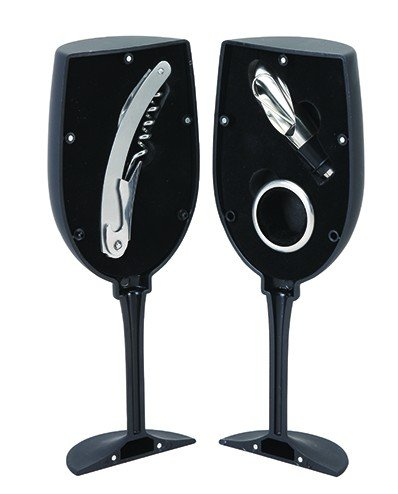 Stainless Steel Wine Goblets front-630338