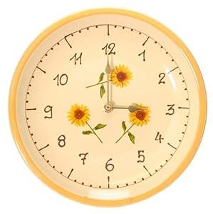 Orologi da parete cucina fiori - Orologi da parete per cucina thun ...