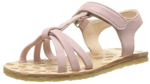 Easy Peasy Girls' Lulu Fashion Sandals Pink Rose (100 Guimauve) 24
