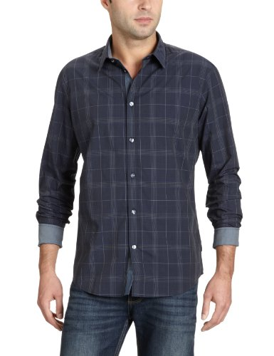 Matinique Men's D46365003 N.Crosso Casual Shirt Black (050 Black) 52