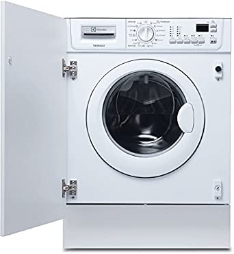 electrolux ewg127410w lave linge frontal int grable 7 kg 1200 rpm classe a blanc. Black Bedroom Furniture Sets. Home Design Ideas