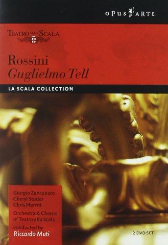 Guillermo Tell (R.Muti) - Rossini - DVD