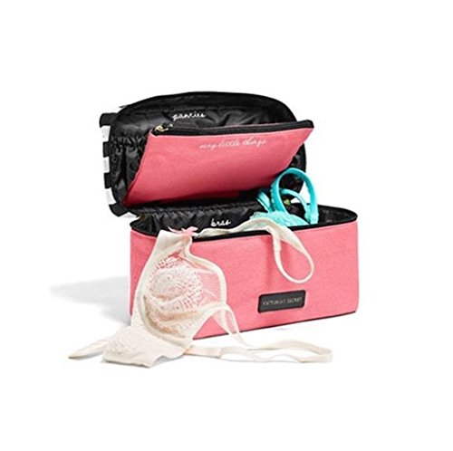 victorias-secret-pink-travel-case-pink-white-stripes-limited-edition