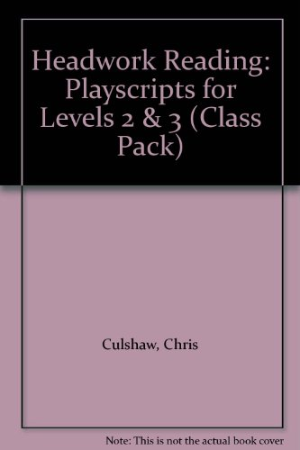 headwork reading playscripts for levels 2 3 class pack 9780198337645 slugbooks. Black Bedroom Furniture Sets. Home Design Ideas