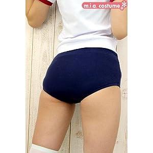 ブルマ 【紺色】(Mサイズ) ■体操服 体操着 運動服 紺 ネイビー■