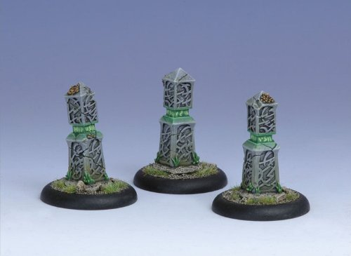 Privateer Press Hordes - Circle Orboros - Shifting Stones Model Kit