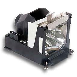 CTLAMP POA-LMP56 Bulbs for PLC-X446, PLC-XU46 Compatible Lamp
