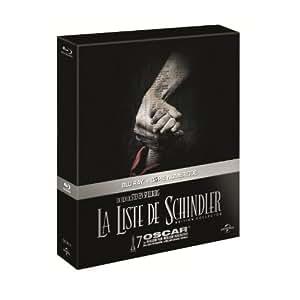 La Liste de Schindler Edition Collector [Blu-ray] [Édition 20ème anniversaire - Collector]