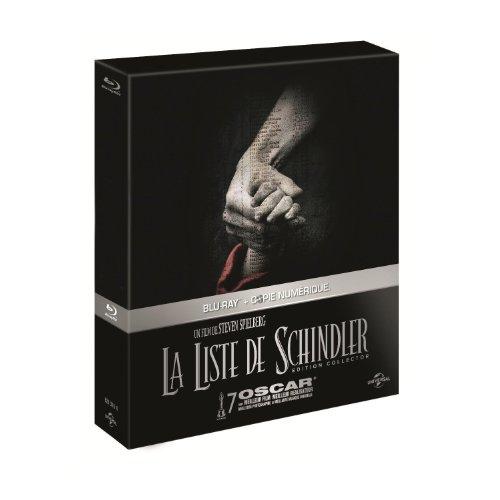 La Liste de Schindler Edition Collector [Blu-ray]
