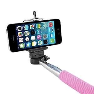selfie stick self portrait monopod selfie handheld extendable s. Black Bedroom Furniture Sets. Home Design Ideas