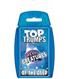 Winning Moves Top Trumps Creatures of the Deep Card Game