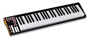icon ikeyboard 5 49 key midi controller incl cubase le musical instruments. Black Bedroom Furniture Sets. Home Design Ideas