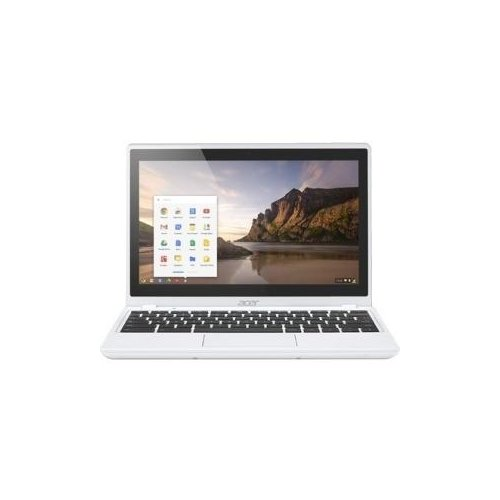 "Acer #Nx.Mkeaa.005 Aspire C720P-29554G03Aww 11.6"" Touchscreen Led Notebook - Intel Celeron 2955U 1.40 Ghz - White 4 Gb Ram - 32 Gb Ssd - Intel Hd Graphics - Chrome Os - 1366 X 768 Display - Bluetooth"