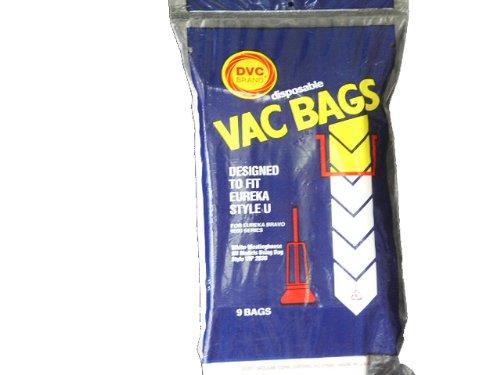 Eureka U Vacuum Bags front-21240