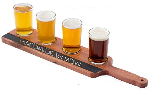 Flight of Fancy - Handmade Deluxe Beer Flight