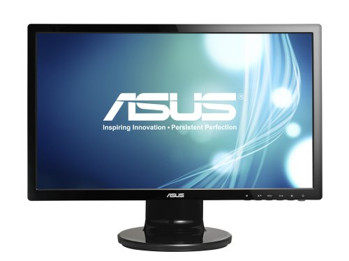 Asus 90LMB4101Q02201C- Ecran PC LED 21,5″ (54,61 cm) 1920 x 1080 5 ms VGA Noir