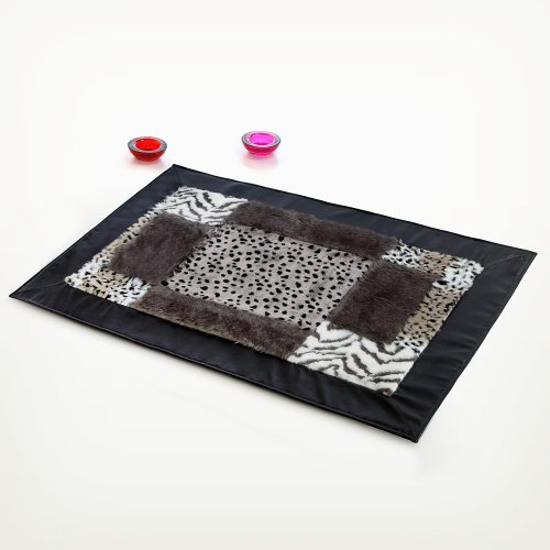 Onitiva - [Optimist] Patchwork Rugs (19.7 by 31.5 inches)