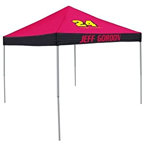 Nascar Economy Tent by Logo