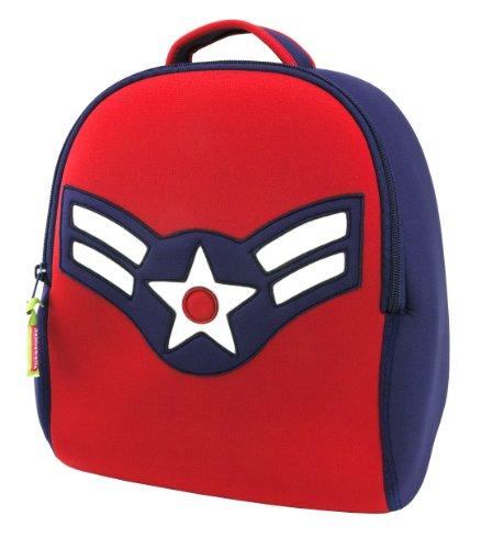Dabbawalla Bags Vintage Flyer Backpack