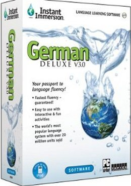 Instant Immersion German Deluxe 2009