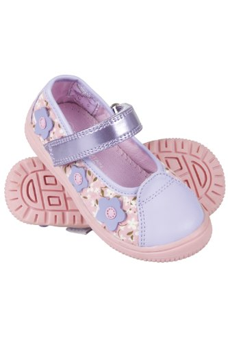 Paradise Junior Girls Flats Ballet Pumps Mary Jane Sporty Casual Everyday Shoes