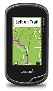 Garmin Oregon 600 Handheld GPS with TOPO UK and Ireland Light Map