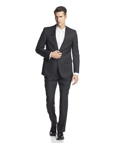 Kenneth Cole New York Men's Slim Fit 2 Button Suit