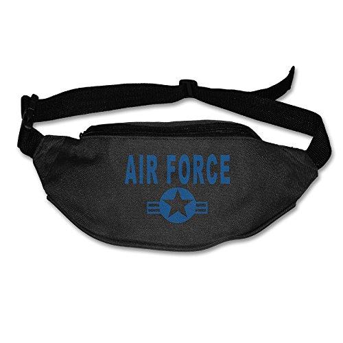 U.S. Air Force Fanny Pack Unisex Black