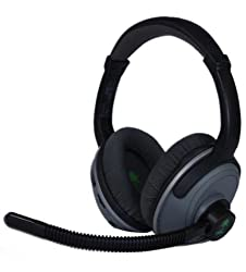 Turtle Beach Call of Duty- MW3 Ear Force Bravo Limited Edition Programmable Wireless Universal Gaming Headset